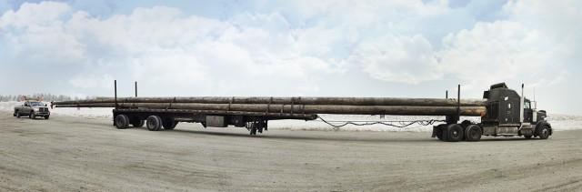 115 Foot Utility Pole